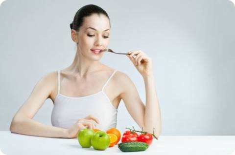 Похудеть на 2-3 кг за три дня
