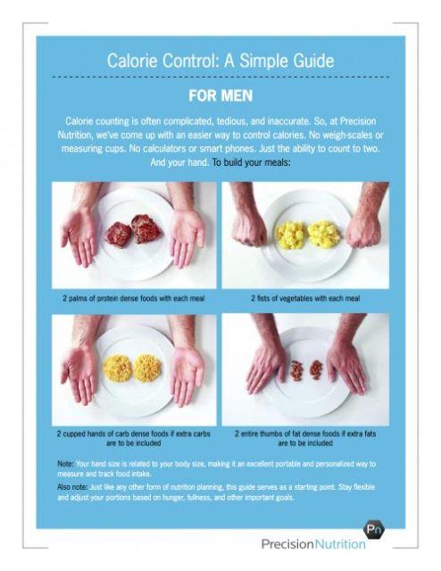 как не переедать, советы для мужчин