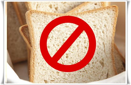 диета без хлебаная