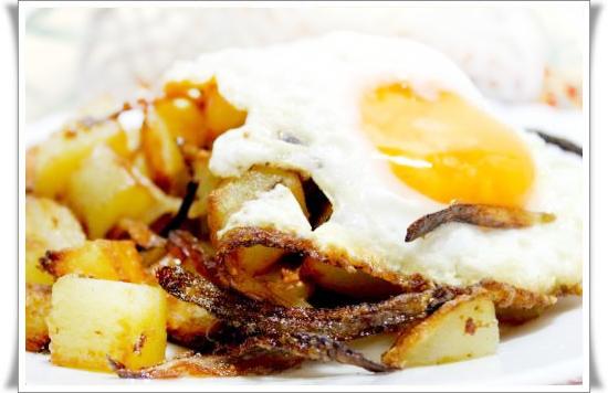 картофельно яичная диета на 7 семь дней