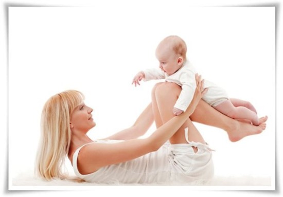 lose weight after childbirth 1