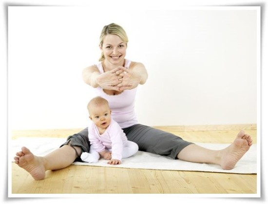 lose weight after childbirth 2