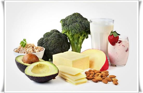 Диета при остеопорозе, диета для укрепления костей