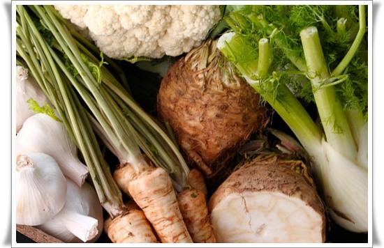белые овощи фрукты польза